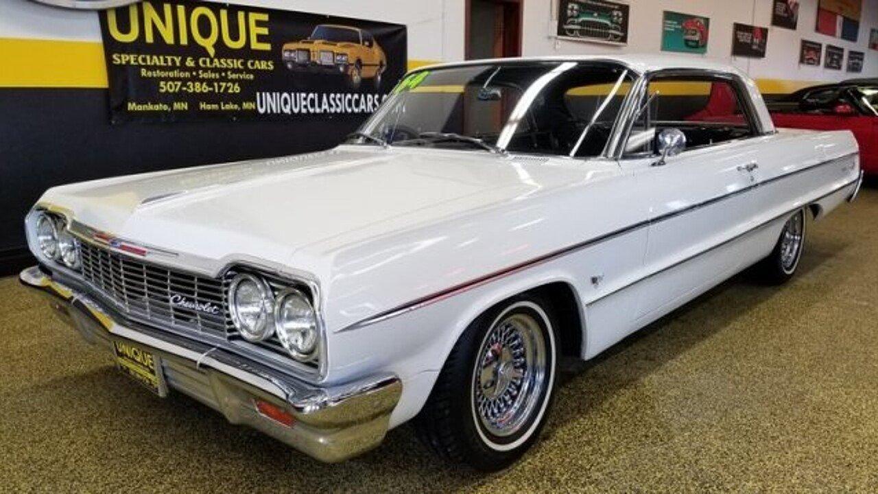 1964 Chevrolet Impala for sale near Mankato, Minnesota 56001 ...