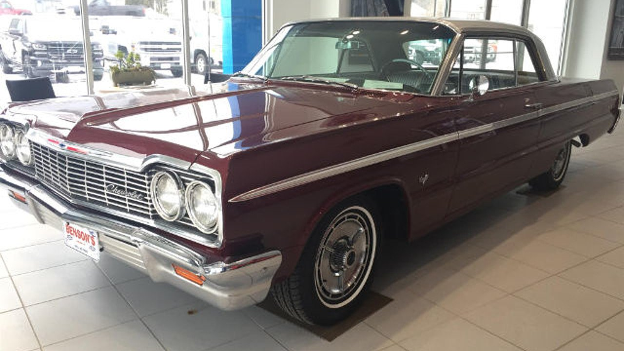 1964 Chevrolet Impala SS for sale 100962335