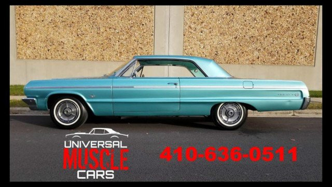 1964 Chevrolet Impala for sale near Linthicum, Maryland 21090 ...