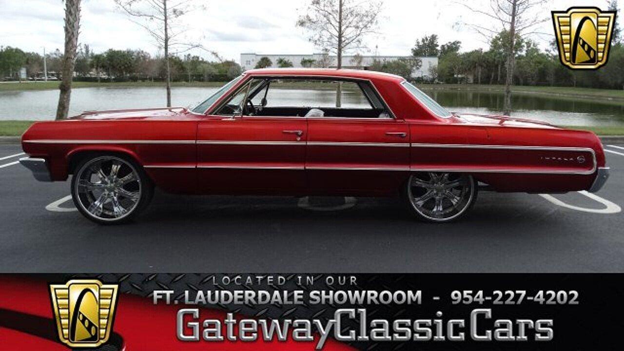 1964 Chevrolet Impala for sale near O Fallon, Illinois 62269 ...