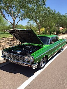 1964 Chevrolet Impala Classics For Sale Classics On