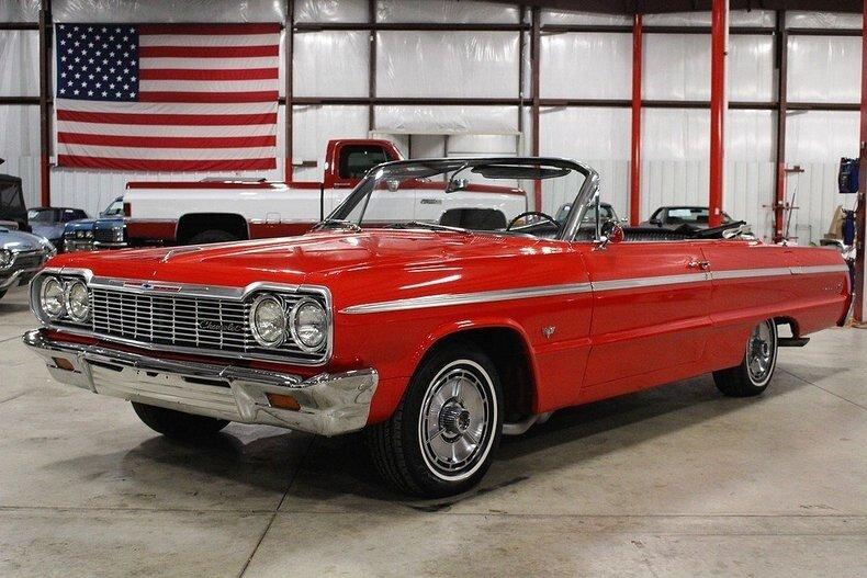 1964 Chevrolet Impala american classics Car 100861027 3b1f59fc7cc337810b7b1849294a6e36?r=fit&w=430&s=1 1964 chevrolet impala classics for sale classics on autotrader 1965 chevy impala front suspension diagram at webbmarketing.co