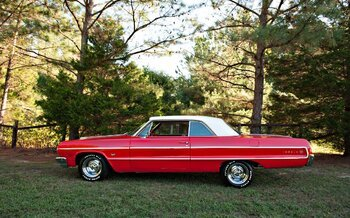 1964 Chevrolet Impala Coupe for sale 100977940