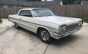 1964 Chevrolet Impala Coupe for sale 101018540
