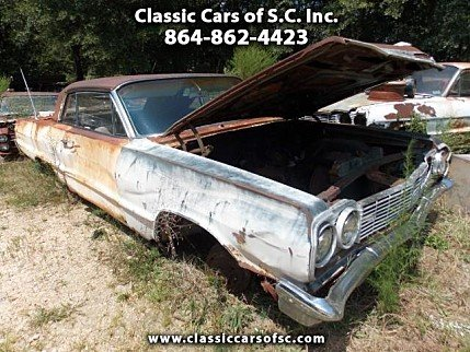 1964 Chevrolet Impala for sale 101025885