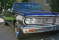 1964 Chevrolet Malibu Classic Coupe for sale 100886018