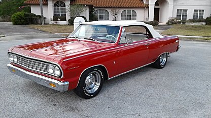 1964 Chevrolet Malibu Classic Coupe for sale 100951427