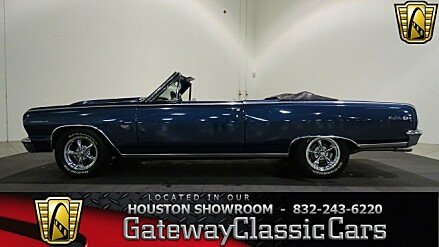 1964 Chevrolet Malibu for sale 100964018