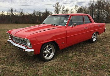 1964 Chevrolet Nova for sale 100852612