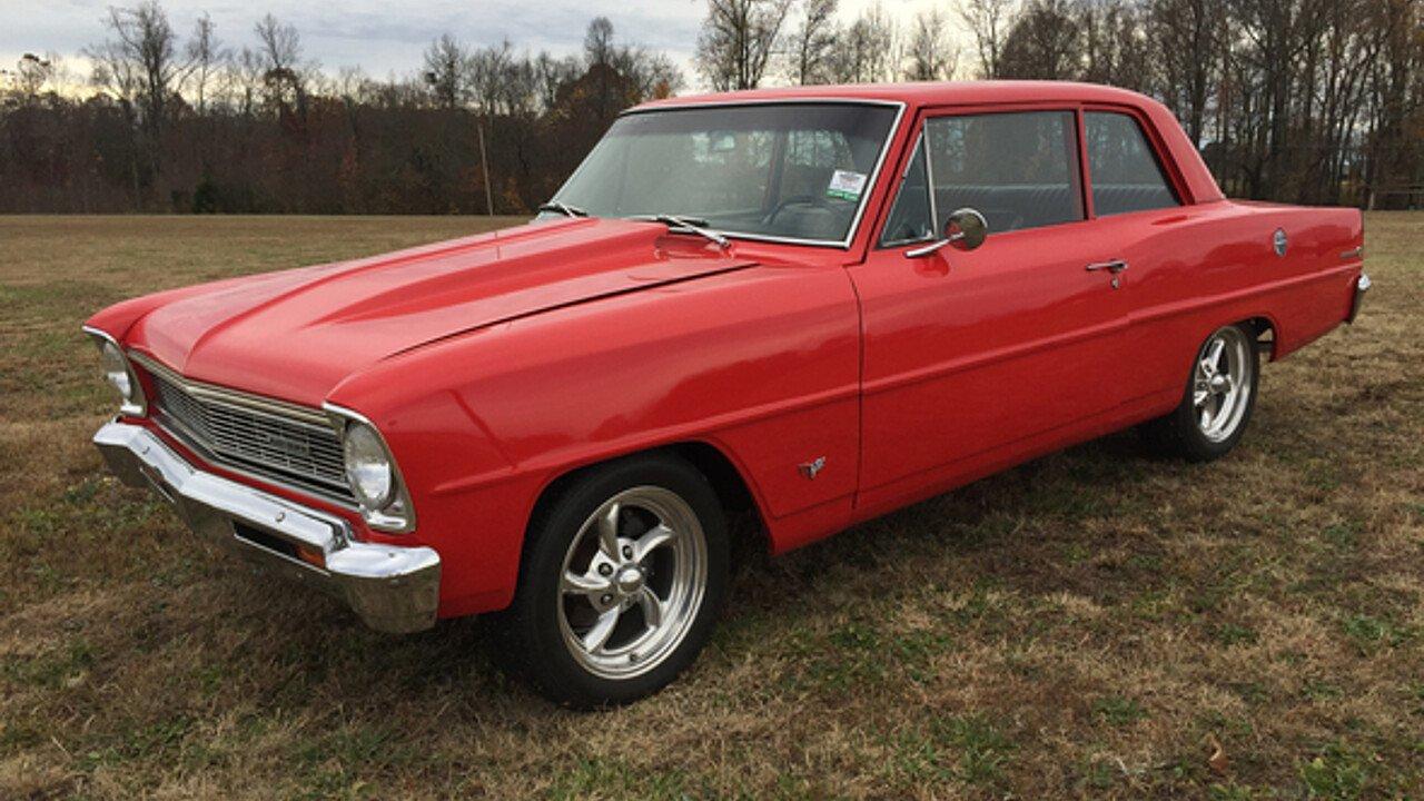 1964 Chevrolet Nova for sale near LAS VEGAS, Nevada 89119 - Classics ...