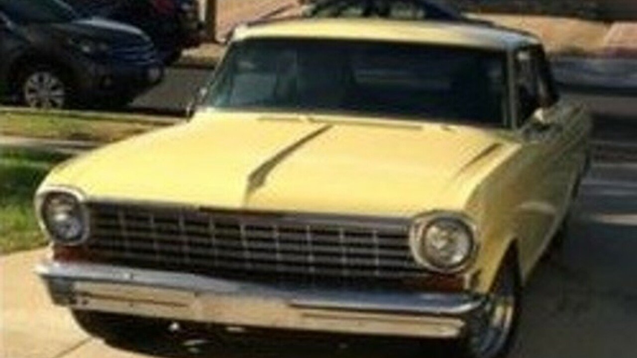 1964 Chevrolet Nova for sale near LAS VEGAS, Nevada 89119 - Classics ...