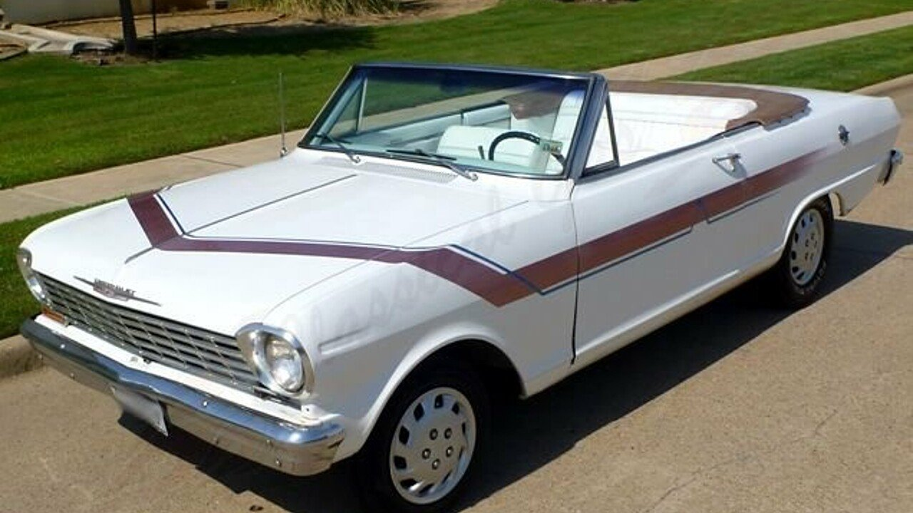 1964 Chevrolet Nova for sale near Arlington, Texas 76001 - Classics ...