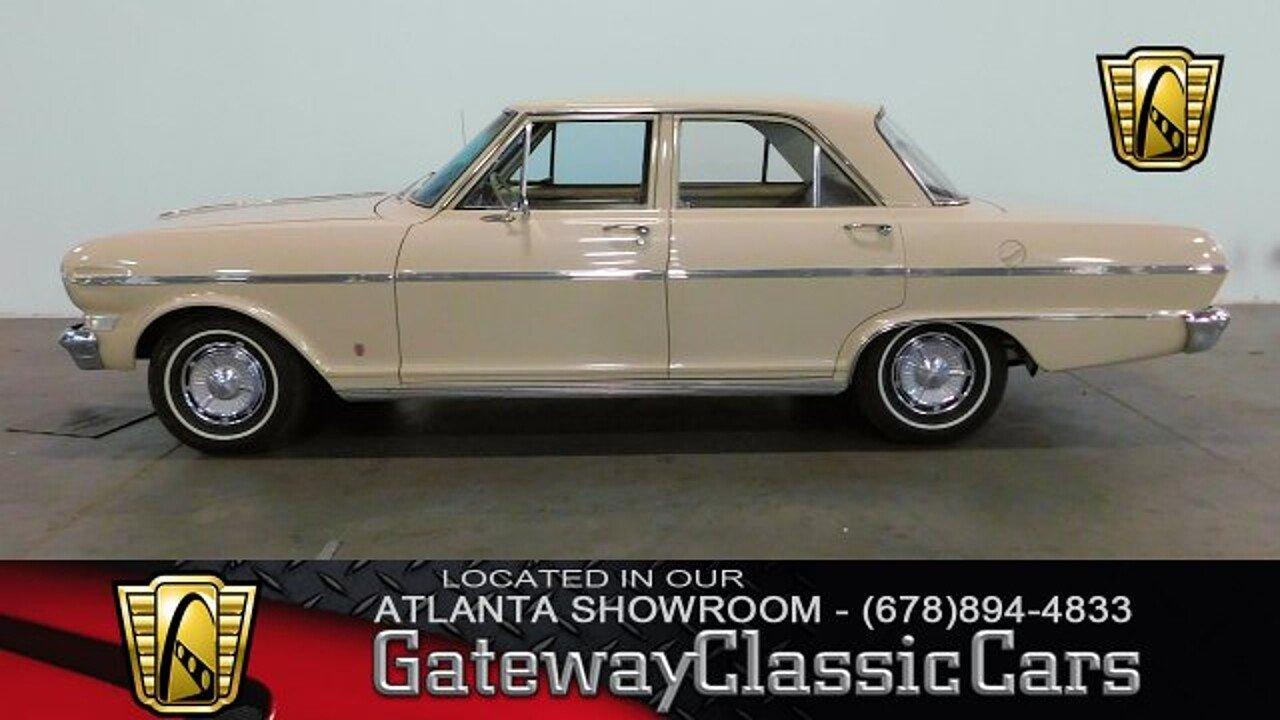 1964 Chevrolet Nova for sale near O Fallon, Illinois 62269 ...