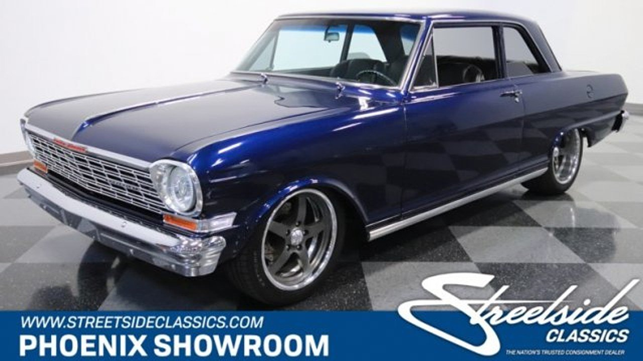 1964 Chevrolet Nova for sale near Meza, Arizona 85204 - Classics on ...