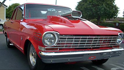 1964 Chevrolet Nova Sedan for sale 100819031