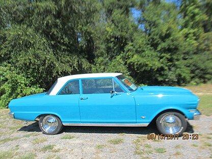 1964 Chevrolet Nova Sedan for sale 101025866