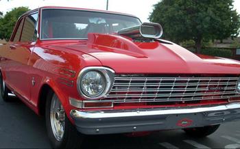 1964 Chevrolet Nova Sedan for sale 100819031