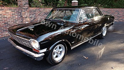 1964 Chevrolet Nova for sale 100821738