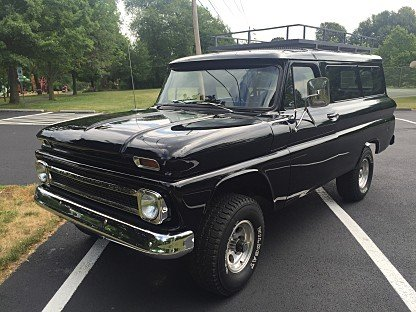 1964 Chevrolet Suburban for sale 100776433
