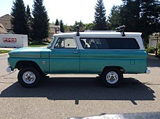 1964 Chevrolet Suburban 4WD for sale 100980059