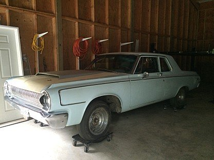 1964 Dodge 330 for sale 100821948