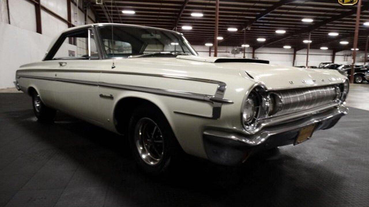 1964 Dodge Polara For Sale Near O Fallon Illinois 62269 Classics 330 Max Wedge 100965075
