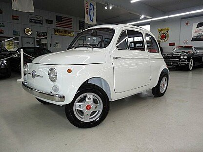 1964 FIAT 500 for sale 100843144