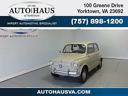 1964 FIAT 600 for sale 100886862