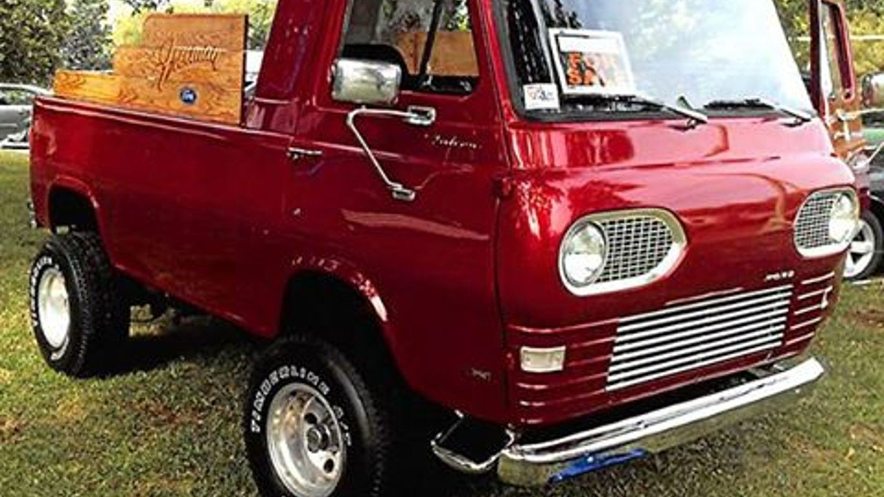 1964 Ford Econoline Pickup For Sale 100796143