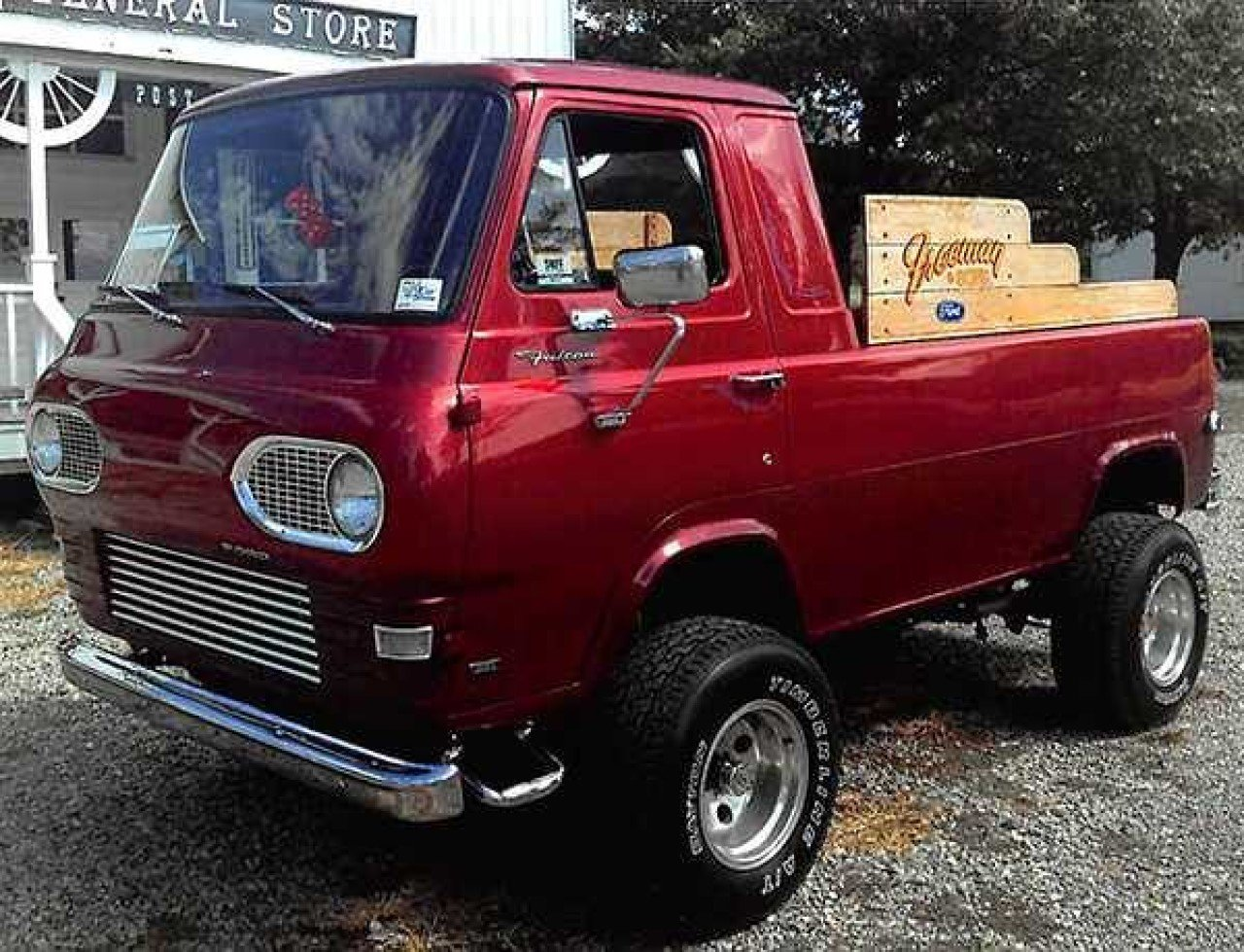 Craigslist Cars And Trucks For Sale >> 1964 Ford Econoline Pickup for sale near Wilkes Barre, Pennsylvania 18709 - Classics on Autotrader