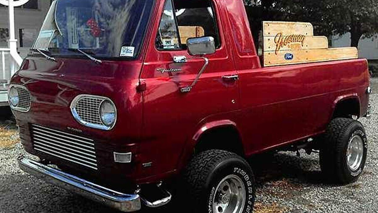 1964 ford econoline pickup for sale near wilkes barre pennsylvania 18709 classics on autotrader. Black Bedroom Furniture Sets. Home Design Ideas