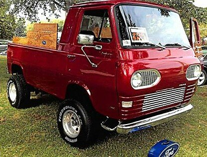 Pickup For Sale: Econoline Pickup For Sale Craigslist