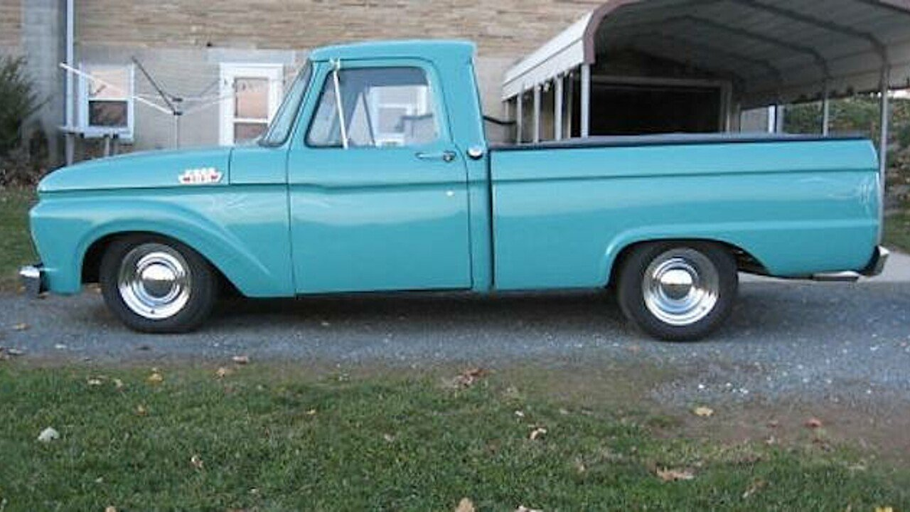 1964 Ford F100 for sale 100858875