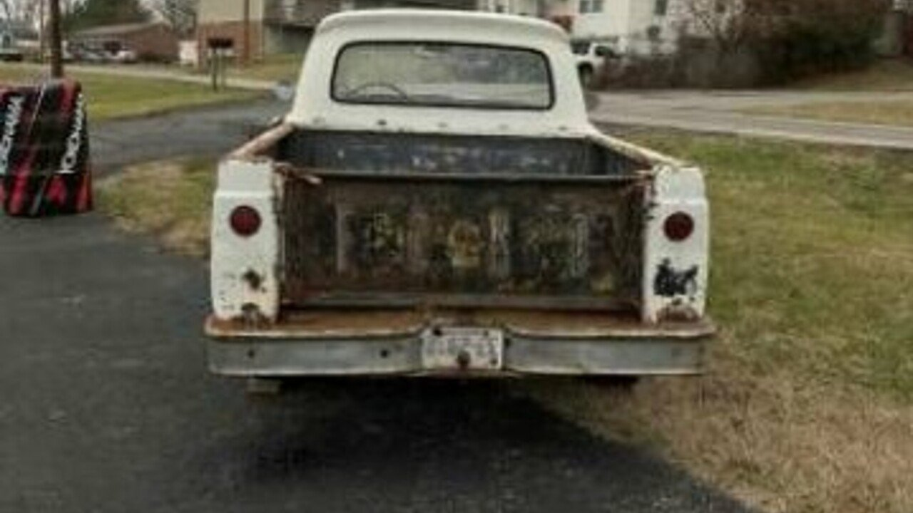 1964 Ford F100 For Sale Near Cadillac Michigan 49601 Classics On Short Bed 100845691