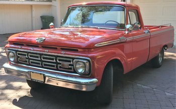 1964 Ford F100 for sale 100913233