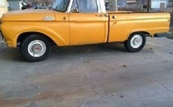 1964 Ford F100 2WD Regular Cab for sale 100946991