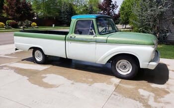 1964 Ford F100 2WD Regular Cab for sale 100986640
