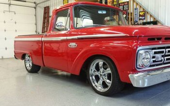 1964 Ford F100 2WD Regular Cab for sale 100996641