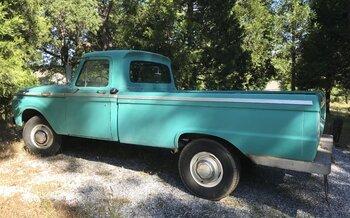 1964 Ford F250 2WD Regular Cab Super Duty for sale 100992391
