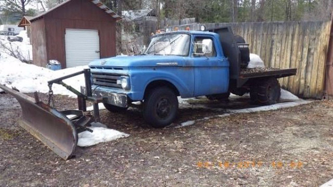 1964 Ford F350 for sale 100907064