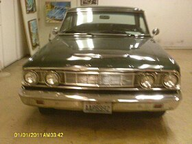 1964 Ford Fairlane for sale 100989799
