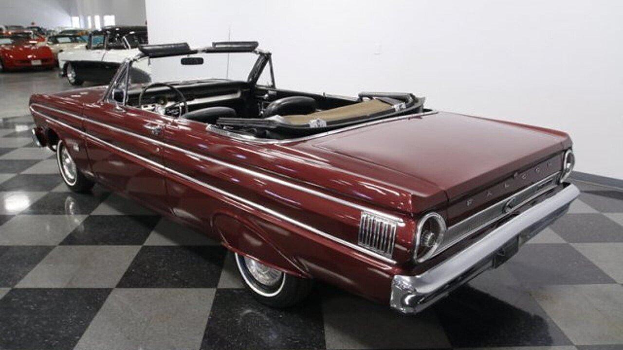 1964 Ford Falcon For Sale Near Concord North Carolina 28027 Futura Convertible 100978007
