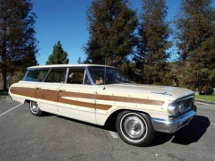 1964 Ford Galaxie for sale 100837208