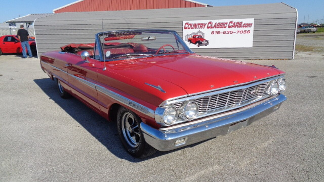 1964 Ford Galaxie for sale near Staunton, Illinois 62088 - Classics ...