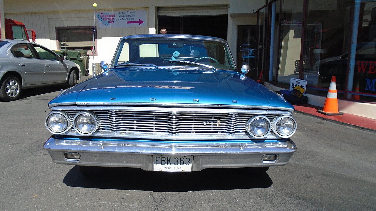 1964 Ford Galaxie for sale 100783969