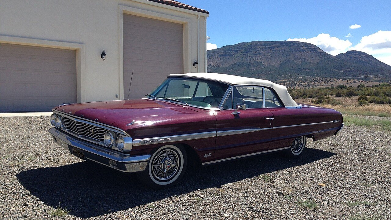 1964 Ford Galaxie for sale 100812283