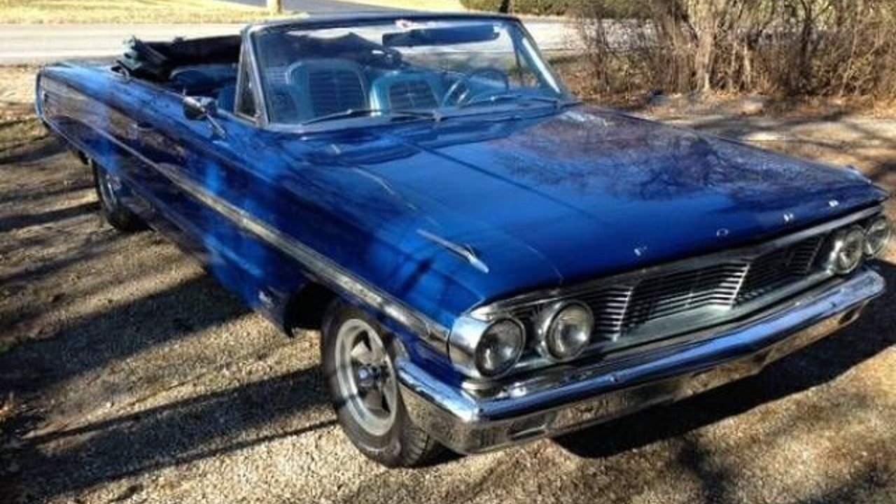 1964 Ford Galaxie for sale 100940112