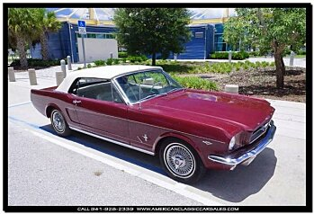 1964 Ford Mustang for sale 100776679