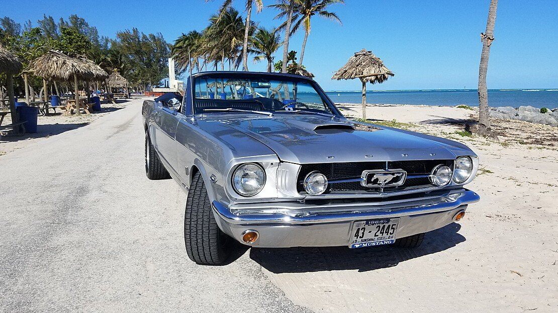 1964 Ford Mustang Convertible for sale 100996675