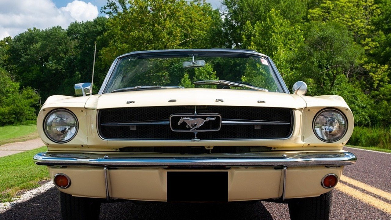 1964 Ford Mustang Convertible for sale 101007265